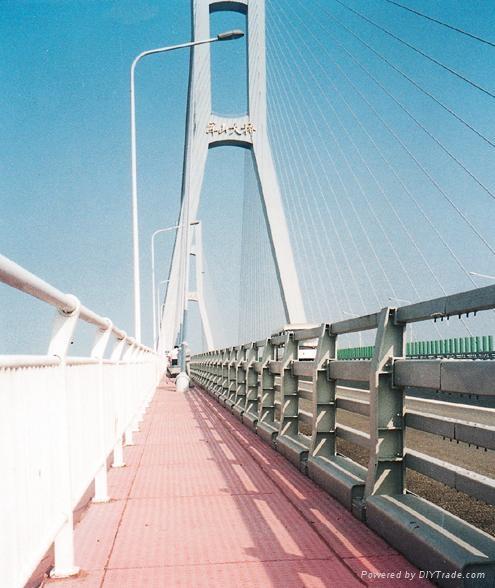 四川绵阳橡胶桥面砖 3