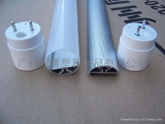T8单螺丝孔铝塑管