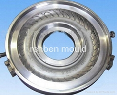 PCR tyre mould