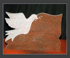 Polished granites