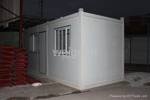 modular container house 1