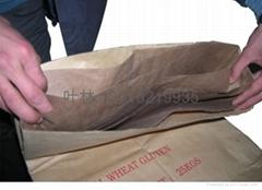 三层牛皮纸加PE塑料袋