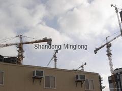 QTZ50(TC4810) self-erecting tower crane