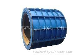 水泥管平口模具 1