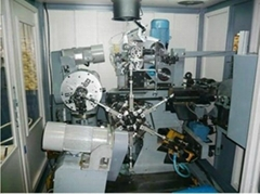 """Fully Automatic Transfer Line for """"Bonell"""" Type Innerspring Units (SX-820i)"""