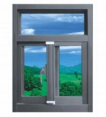 供应各种铝合金门窗型材