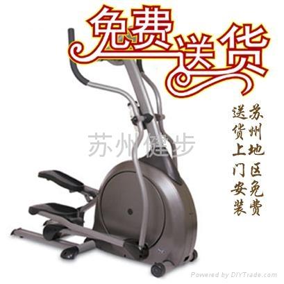 苏州健身器材椭圆机 5