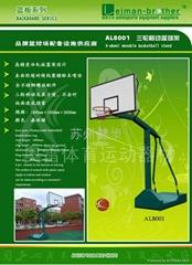 蘇州籃球架