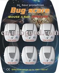 超声波驱蚊驱鼠器
