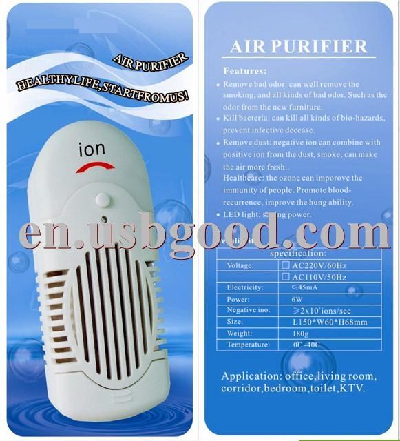 負離子空氣淨化器 3