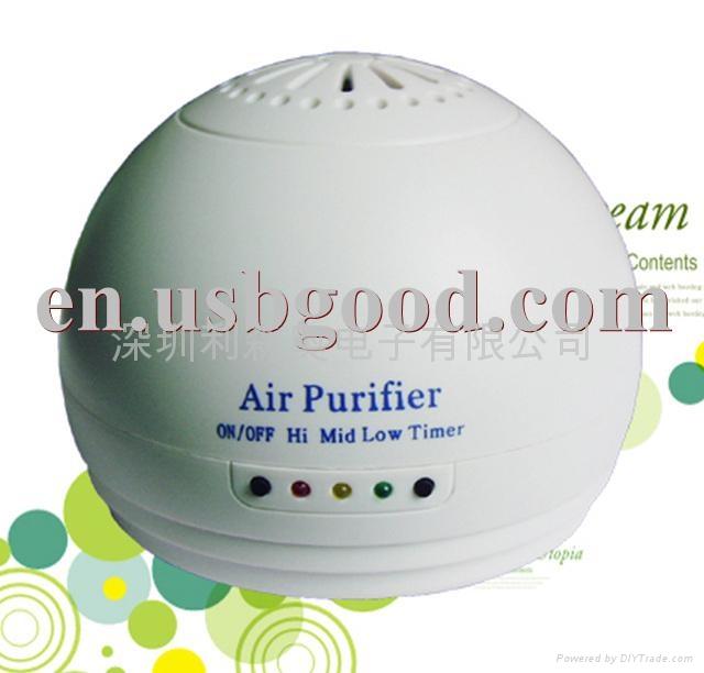 家用負離子空氣淨化器  3