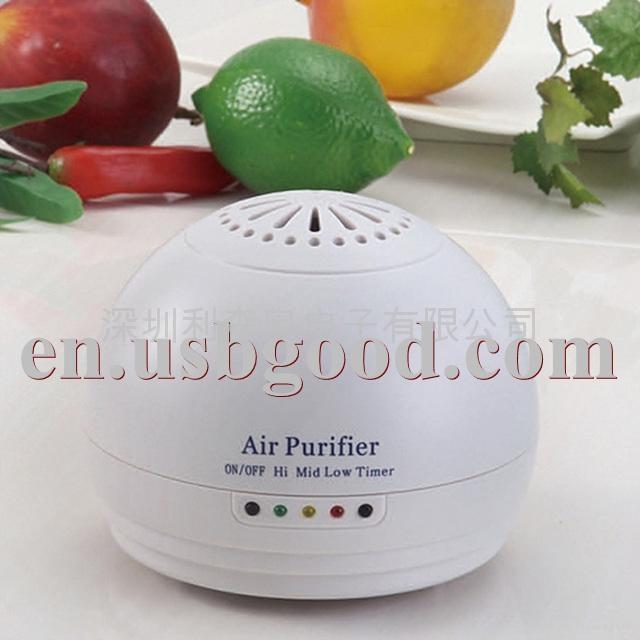 家用負離子空氣淨化器  4
