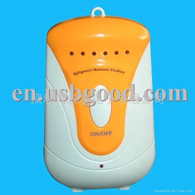 冰箱殺菌除味器 2