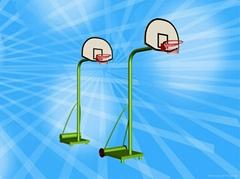 供應昇降式籃球架