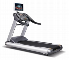 MAX AC motorized treadmill