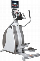 Cardio fitness equipment /Total Body Elliptical