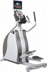 Cardio fitness equipment /Total Body Elliptical