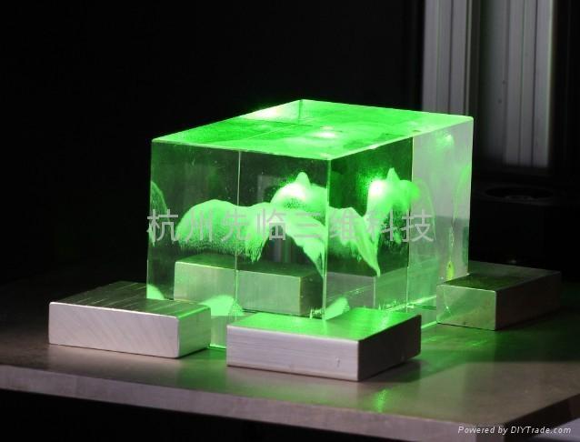 激光內雕機 2