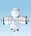 quick fittings water filter accessories