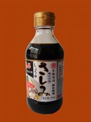 唐人基生鱼寿司酱油