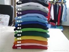 上海服装厂-专业定做T恤衫
