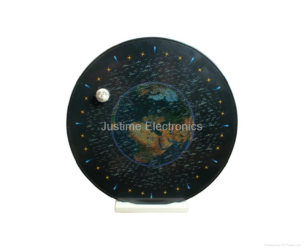 magnetic ball clock 2
