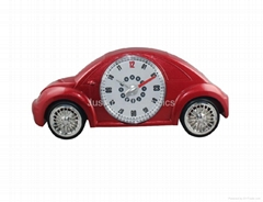 beetle car clock