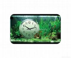 water-proof wall clock