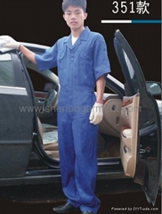 Workwear for garageman