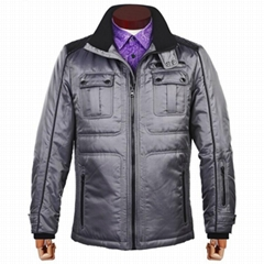Clothes for men, padded winter jackets