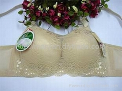 lovely  embroider lace bra underwear wholesale retail 10pcs with paypel