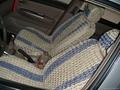 纯手钩冰丝汽车坐垫