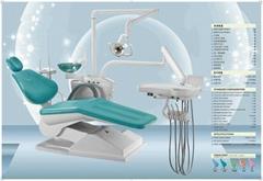 SD107A Economical  Dental chair unit