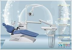 SD106A   Economical Dental chair unit