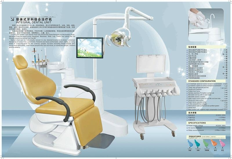 SD102A Dental chair high qulity 1