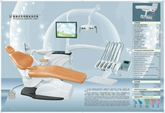 SD103A Dental chair unit