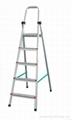 五阶高强铝合金家用梯