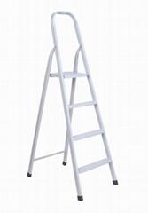 家用四阶铝踏步铁梯ML系列