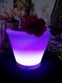 LED发光圆口花盆 4