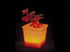 Quadrilateral lighting pot-small