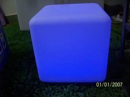 发光立方凳 1