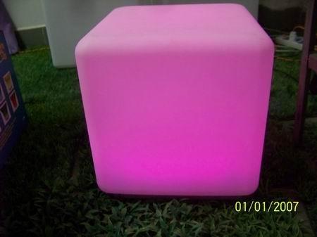 发光立方凳 3