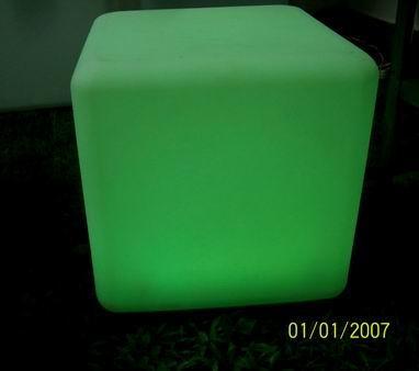 发光立方凳 4