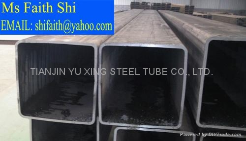 square tube with big thickness and big size 100*100-1000*1000mm 2