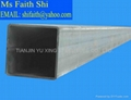 ASTM A53 rectangular hollow pipe/ ASTM A106 square steel tube 5