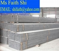 rectangular hollow steel section Q235