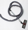 30/35 foot quilted central vacuum hose