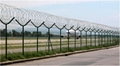 airport fence/border fence