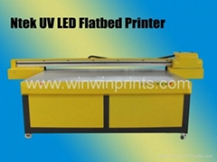 UV LED Flatbed Printer