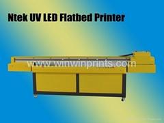 UV Glass Flatbed Printer